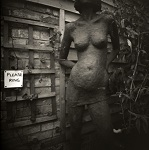 Holga Series 'Betrayal' - 1  by Christopher John Ball - Photographer & Writer