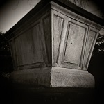 Holga Photographs of St Pancras Graveyard by Christopher John Ball - Photographer & Writer